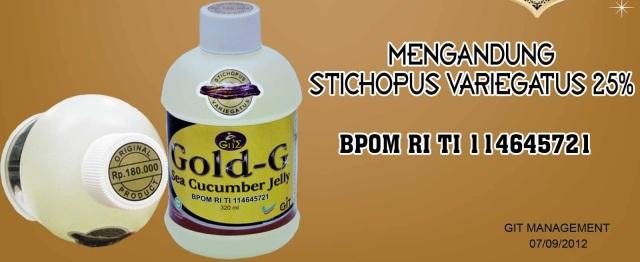 Obat Asma Gold-G